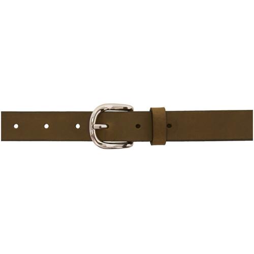 ISABEL MARANT Brown Zap Classic Belt