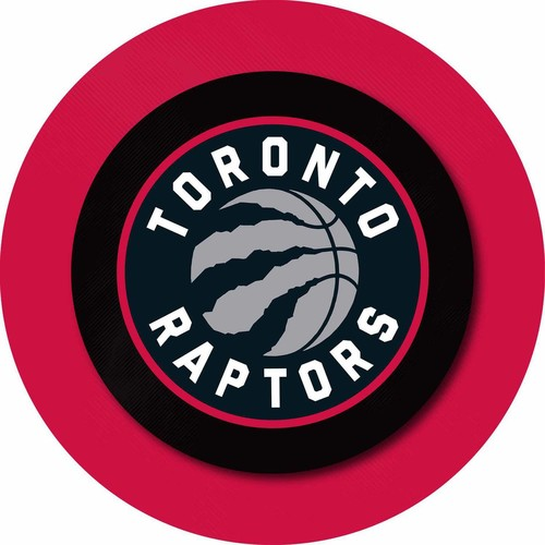 Trademark NBA Toronto Raptors Chrome Pub/Bar Table