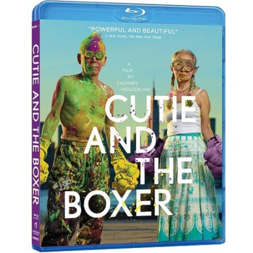 Cutie And The Boxer (Blu-ray) (Widescreen)