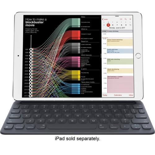 Apple - Smart Keyboard for 10.5-inch iPad Pro
