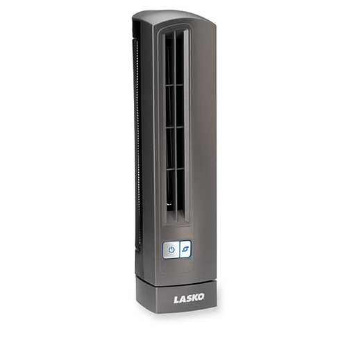 Lasko 4000 Oscillating Air Stik Ultra Slim Fan, 2-Speed