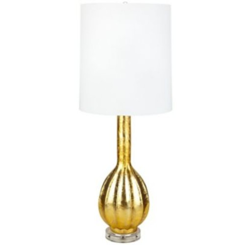 MagMileLamps Glam Fluted Gourd 33'' Table Lamp