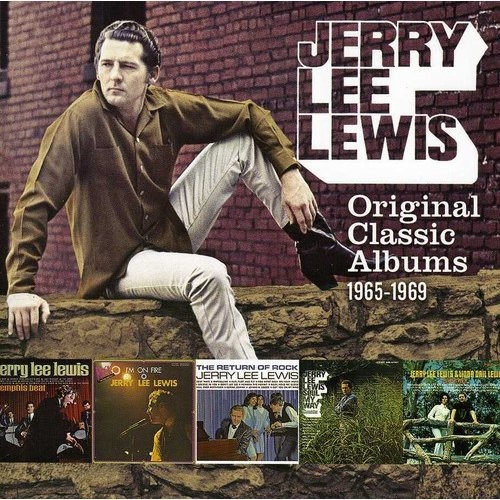Original Classic Albums 1965-1969 [CD]