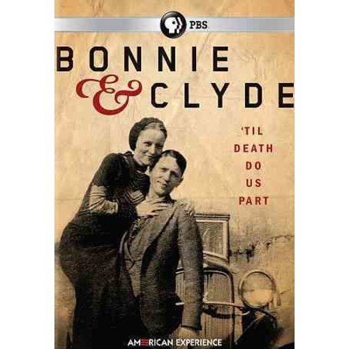 American Experience: Bonnie & Clyde (DVD)