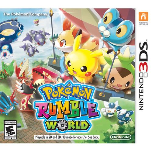 Pokemon Rumble World - Nintendo 3DS Standard Edition