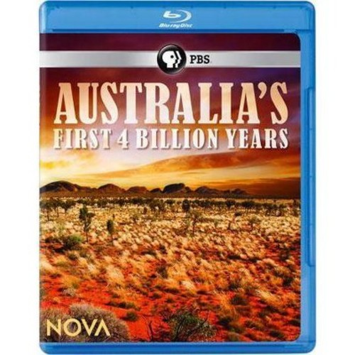 Nova: Australia's First 4 Billion Years (Blu-ray Disc)