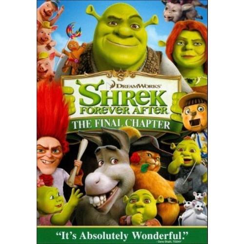 Shrek Forever After (dvd_video)