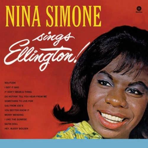 Nina Simone Sings Ellington! [LP] - VINYL