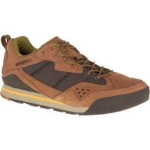 Merrell Burnt Rock Casual Shoe - Men's, Application: Casual, Product Weight: 12 oz w/ Free S&H [Shoe Size : 8 US]