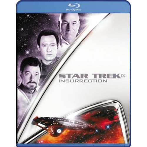 Star Trek 9 Insurrection (Blu-ray)