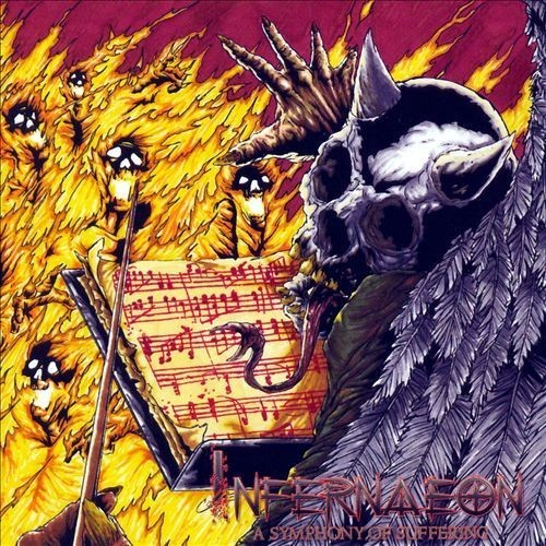A Symphony of Suffering [CD]