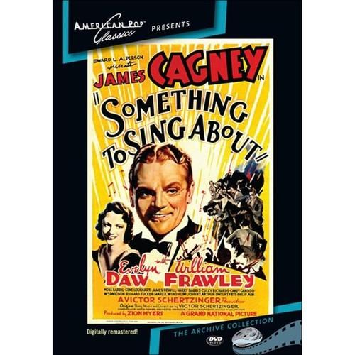 Something to Sing About [DVD] [1937]