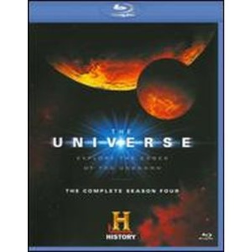 The Universe: The Complete Season Four [3 Discs] [Blu-ray]