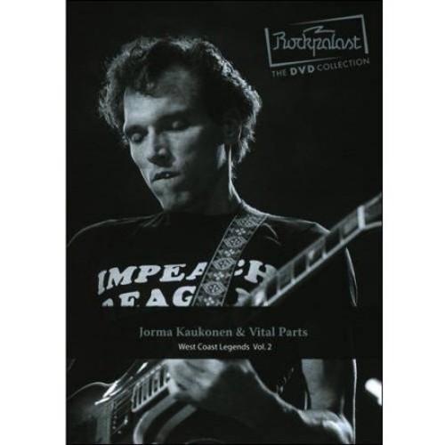 Rockpalast: West Coast Legends, Vol. 2 [DVD]