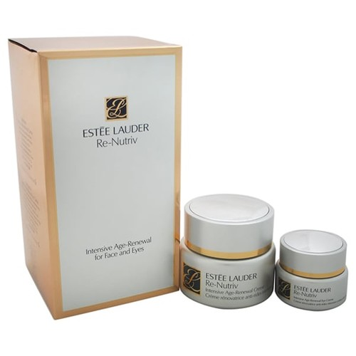 Estee Lauder Re-Nutriv Intensive Age-Renewal 2-piece Set for Face and Eyes