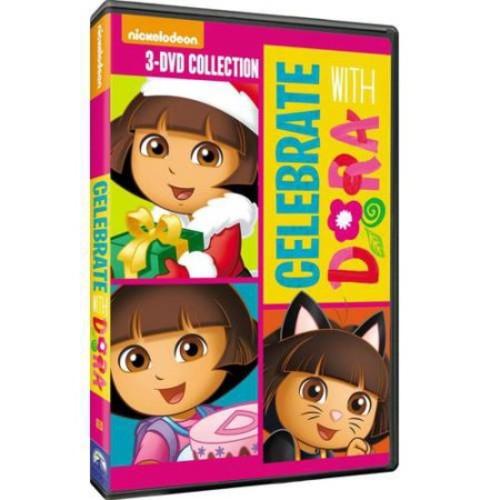 Dora the Explorer: Celebrate With Dora ( (DVD))