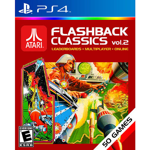Atari Flashback Classics Volume 2 for Sony PS4