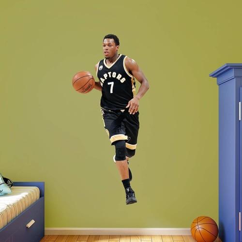 Toronto Raptors Kyle Lowry Wall Decal by Fathead