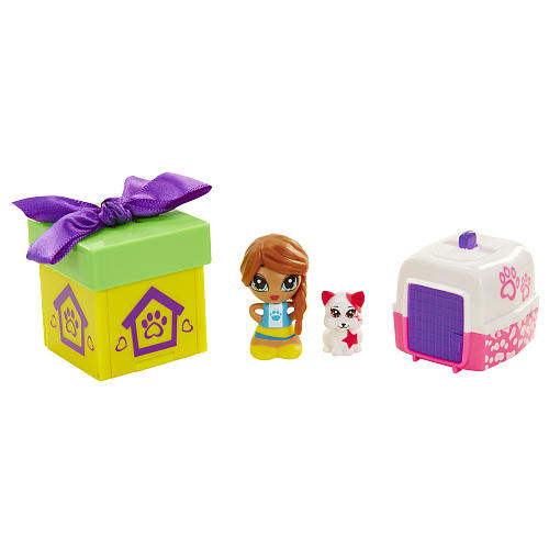 Gift'ems A Gift of Friendship 2 pack with Pet Playset