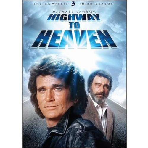 Highway to Heaven: The Complete Third Season [5 Discs] [DVD]