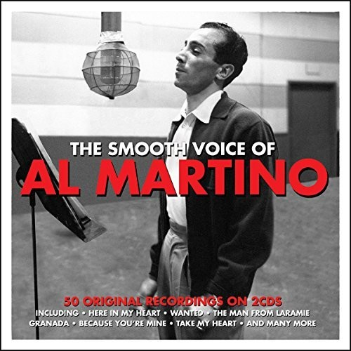 The Smooth Voice of Al Martino [CD]