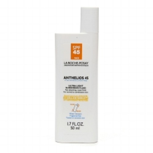 La Roche-Posay Anthelios Face Ultra Light Sunscreen Fluid, SPF 45