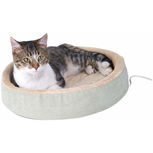 K&H Manufacturing Thermo-Kitty Cuddle Up 16