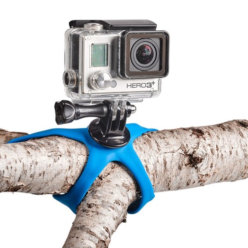 miggo Splat Flexible Tripod with Mount for GoPro Action Camera