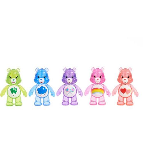 Care Bears Glitter Fun Figure Set