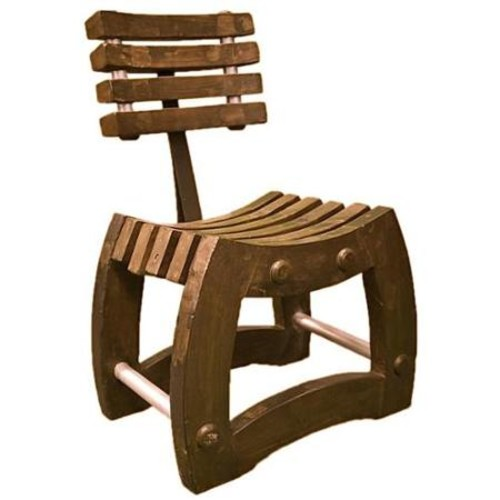 Pathos Patio Chair by Brent Dutton