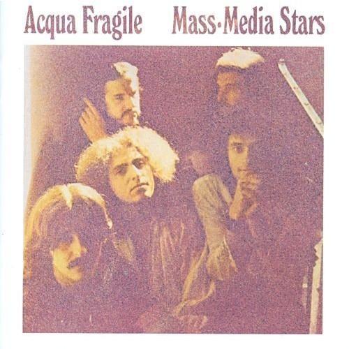 Mass Media Stars [CD]
