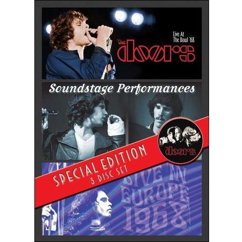 Live at the Bowl '68/Soundstage Performances/Live in Europe 1968 [DVD]