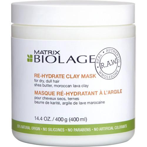 Biolage R.A.W. Re-Hydrate Clay Mask