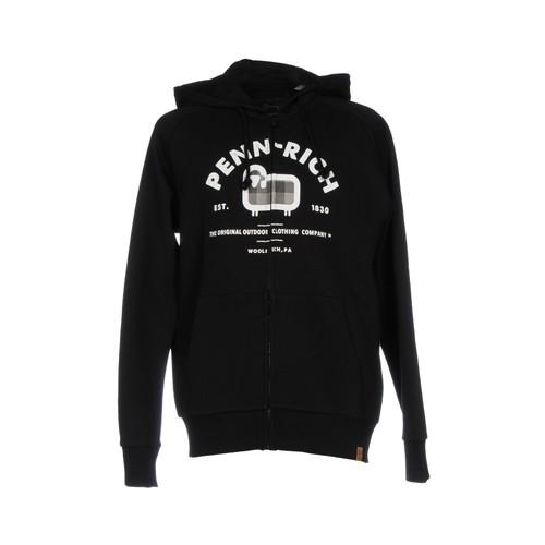PENN-RICH WOOLRICH (PA) Hooded sweatshirt