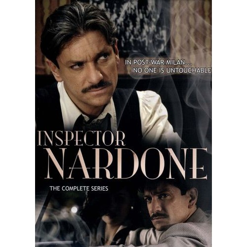 Inspector Nardone: The Complete Series [4 Discs] [DVD]