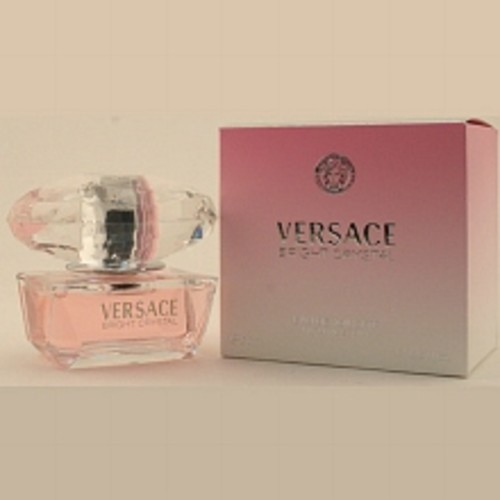 Versace Bright Crystal Perfume for Women 1.7 oz Eau De Toilette Spray