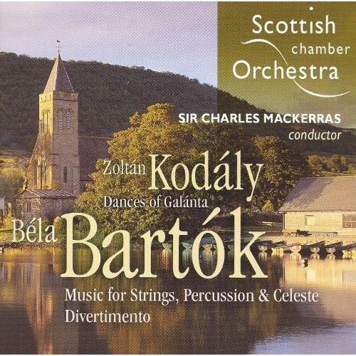 Bartok & Kodaly - CD