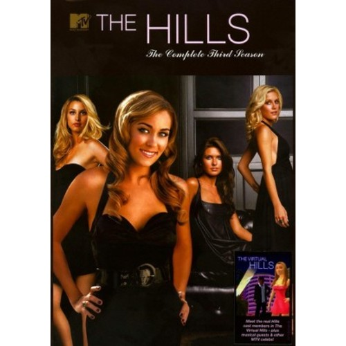 The Hills: The Complete Third Season (4 Discs) (dvd_video)