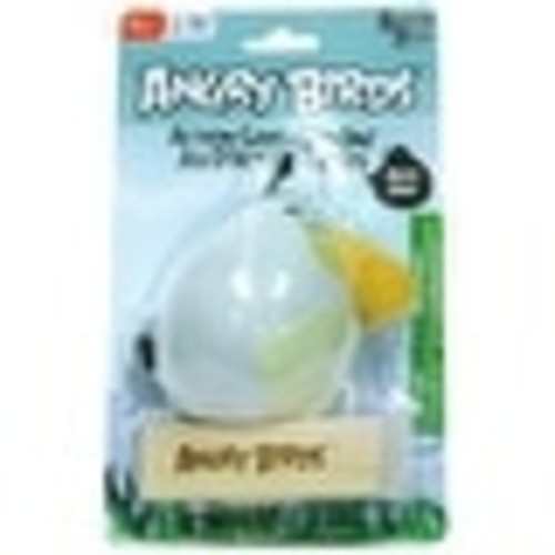 Angry Birds Action Game Add On Assorted White Bird - multi