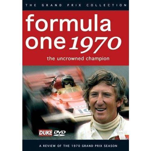 Formula One 1970: The Uncrowned Champ [DVD] [2004]