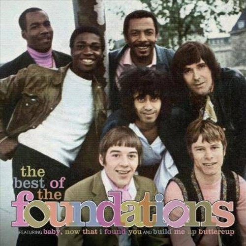 Foundations - Very Best Of The Foundations (CD)