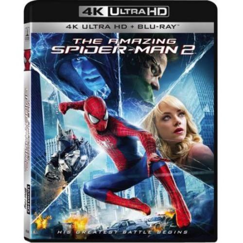The Amazing Spider-Man 2 (4K Ultra HD + Blu-ray)