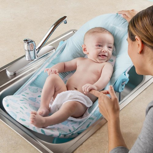 Summer Infant Extra Large Deluxe Bather - Whales
