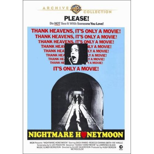 Nightmare Honeymoon [DVD] [1973]