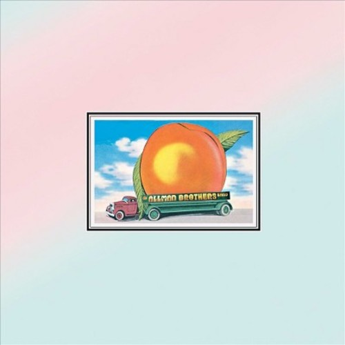 Allman brothers band - Eat a peach (Vinyl)
