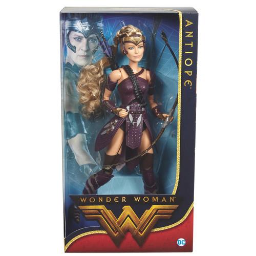 Barbie DC Comics Wonder Woman Antiope Doll