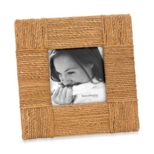 Reed & Barton Montauk 6-Inch x 6-Inch Picture Frame