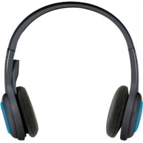 Logitech 981-000341 H600 Wireless Headset [Computer]