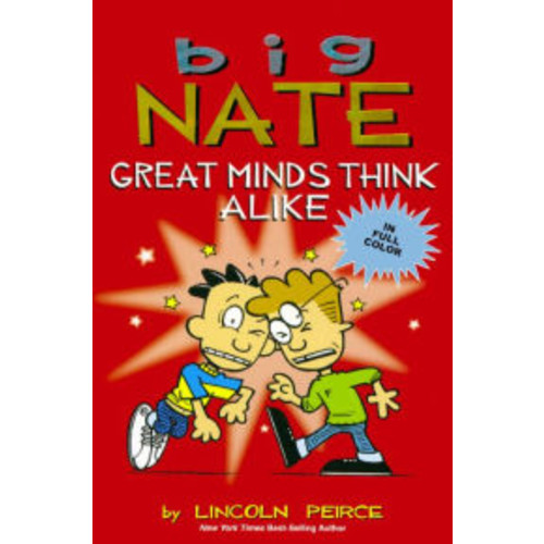 Big Nate: Great Minds Think Alike (Turtleback School & Library Binding Edition)