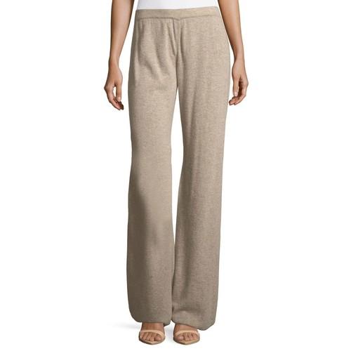 MAXMARA Knit Wide-Leg Pants